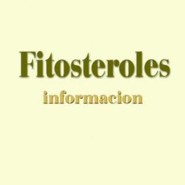 Fitosteroles - Equilibrio lipídico