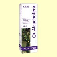 Alcachofera Fitoextract Concentrado - 50 ml - Eladiet