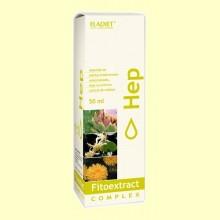 Hep Fitoextract Complex - Cuentagotas 50 ml - Eladiet