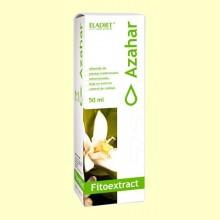 Azahar Fitoextract Concentrado - 50 ml - Eladiet