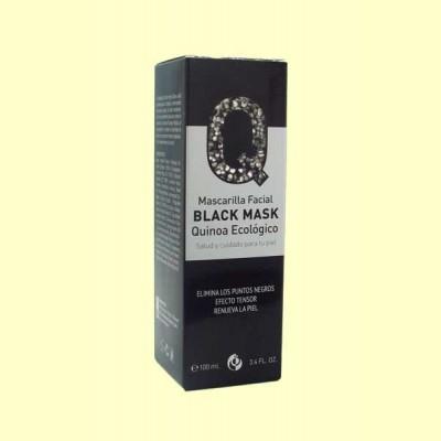 Mascarilla facial Negra de Quinoa - 100 ml - Van Horts