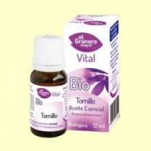 Aceite esencial Tomillo Bio - 12 ml - El Granero