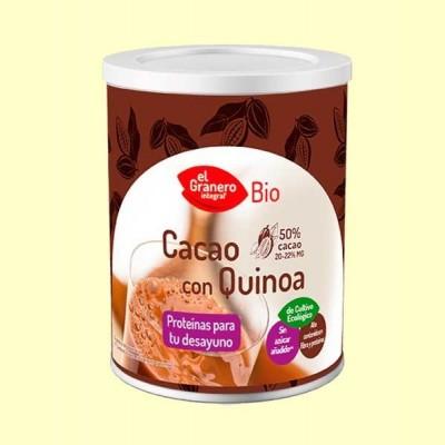 Cacao con Quinoa Bio - 200 g - El Granero