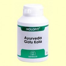 Holofit Ayurveda Gotu Kola - 180 cápsulas - Equisalud