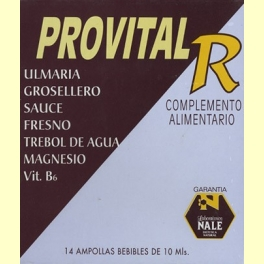 Provital Grip -Complemento alimentario