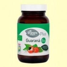 Guaraná 400 mg Bio - 90 cápsulas - El Granero