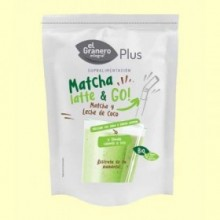 Matcha Latte & Go Bio - 150 g - El Granero