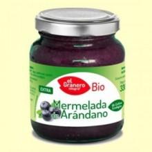 Mermelada de Arándanos Bio - 330 g - El Granero