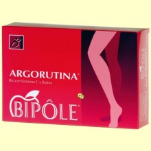 Biopole Argorutina - 20 ampollas - Bipole