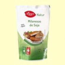 Milanesas de Soja - 125 g - El Granero