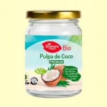 Pulpa de Coco Bio - 500 ml - El Granero