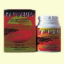 Pau de Cabinda - Información - Afrodisíaco