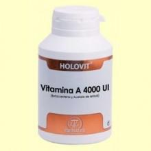 Holovit Vitamina A 4000UI - 180 cápsulas - Equisalud
