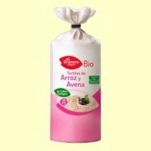 Tortitas de Arroz y Avena Bio - 115 g - El Granero