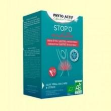 Stop'o Acidités Bienestar Gastrointestinal - 10 sticks - Phyto Actif