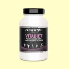Vitadiet Polivitamínico - 120 cápsulas - Powergym