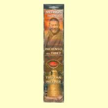 Incienso Mithos Incienso del Tibet - 16 barras - Flaires