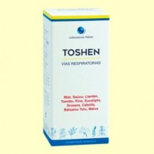 Toshen - Vías respiratorias - 150 ml - Mahen