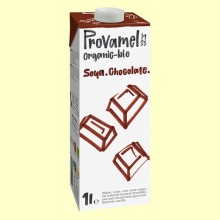 Bebida de Soja Chocolate Bio - 250 ml - Provamel