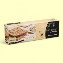 Mini Breads con Semillas - 8 ud - Siken Diet
