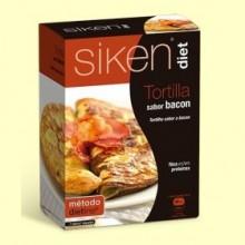Tortilla de bacon - Siken Diet - 7 sobres - Método DietLine