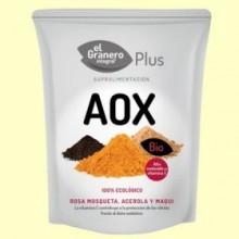 AOX (Rosa Mosqueta, Maqui y Acerola) Bio - 150 gramos - El Granero