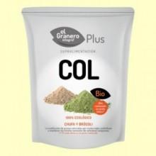 COL (Chufa y Brócoli) Bio - 200 g - El Granero