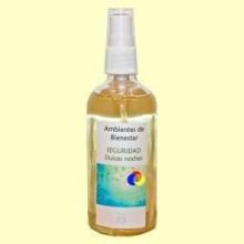 Dulces Noches - Seguridad - Armonizador Ambiental Floral Gemoterapia - Lotus Blanc - 100 ml