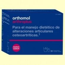 Orthomol Arthroplus - 30 raciones - Laboratorio Cobas