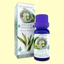Aceite Esencial de Árbol del Té - 15 ml - Marnys