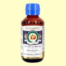 Aceite de Nuez de Albaricoque - 125 ml - Marnys