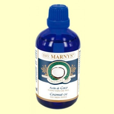 Aceite de Coco - 100 ml - Marnys