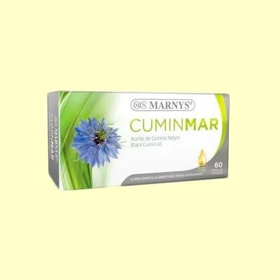 Cuminmar Aceite de Comino Negro - 60 perlas - Marnys