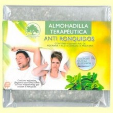 Almohadilla Terapéutica Anti Ronquidos Mejorana - 1 ud - Aromalia