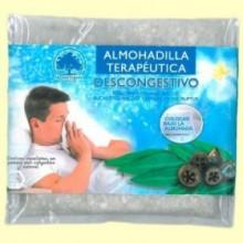Almohadilla Terapéutica Descongestivo Eucalipto - 1 ud - Aromalia