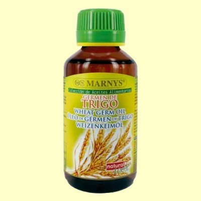 Aceite Alimentario de Germen de Trigo - 125 ml - Marnys