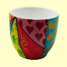 "Taza de porcelana ""Mareike"" - 1 unidad - D&B"