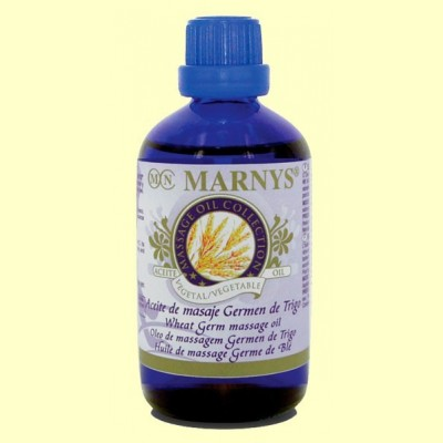 Aceite de masaje Germen de trigo - 100 ml - Marnys