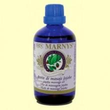 Aceite de Jojoba Reparador para Masaje - 100 ml - Marnys