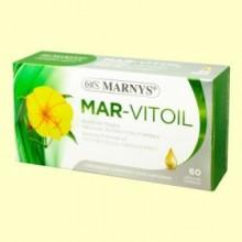 Aceite de Onagra 500 mg - 60 perlas - Marnys