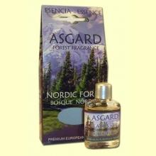 Perfume Concentrado Asgard - Flaires - 15 c.c.