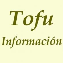 Información del Tofu