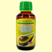 Aceite Alimentario de Aguacate - 125 ml - Marnys