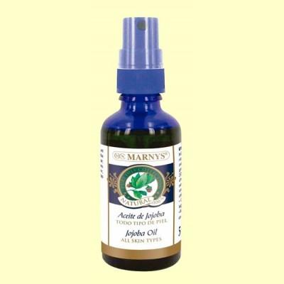 Aceite de Jojoba Reparador - 50 ml - Marnys