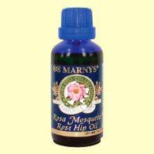 Aceite regenerador Rosa Mosqueta - 50 ml - Marnys