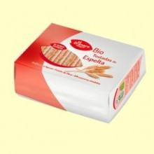 Tostadas de Trigo Espelta Integral Bio - 100 gramos - El Granero
