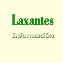 Información Laxantes