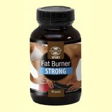 Fat Burner Strong - Quemagrasa - 90 cápsulas - Naturmil