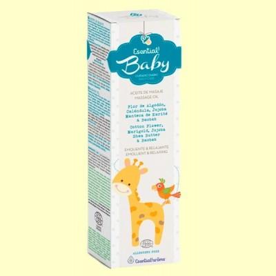 Aceite de Masaje Relajante Baby - 100 ml - Esential Aroms