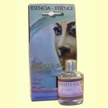 Perfume Concentrado White Musk - Flaires - 15 c.c.
